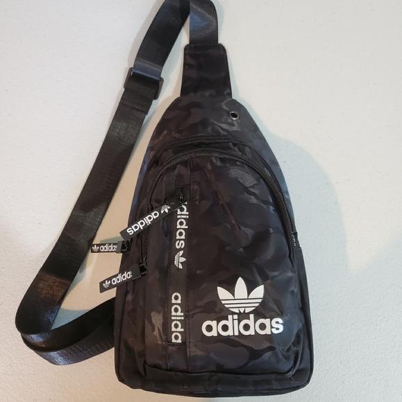 Adidas Sling Bag Backpack